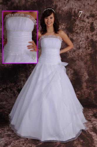 Svatební šaty - 76
