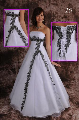 Svatební šaty - 79