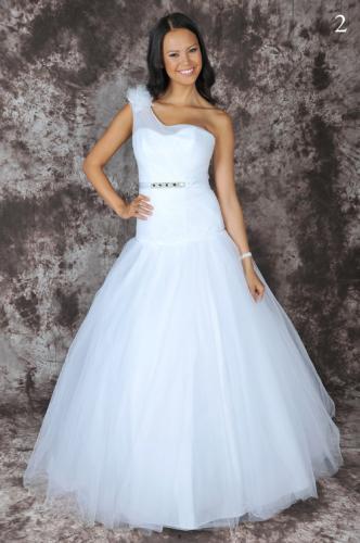 Svatební šaty - 8