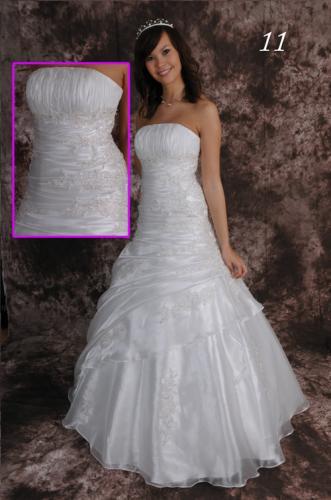 Svatební šaty - 80