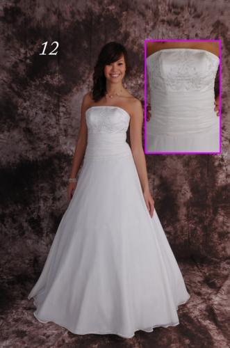 Svatební šaty - 81