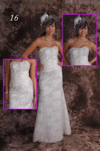 Svatební šaty - 83