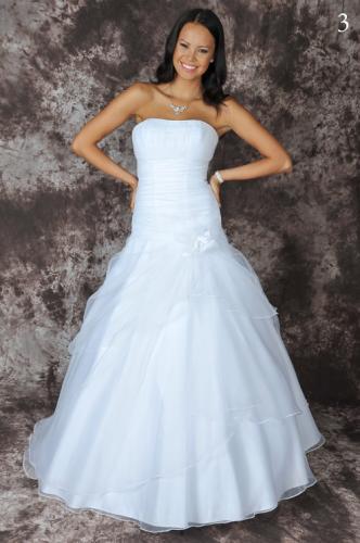 Svatební šaty - 9